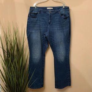 Cato Straight Leg Jeans 20W